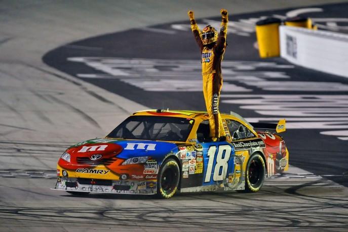 2009 NASCAR Bristol Priority